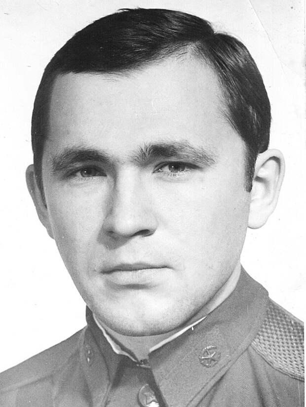 Майор ШИРЯЕВ Владимир Николаевич ( продолжение )
