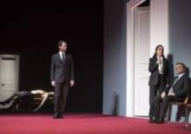 Спектакль «Комеди Франсез» покажут в Москве