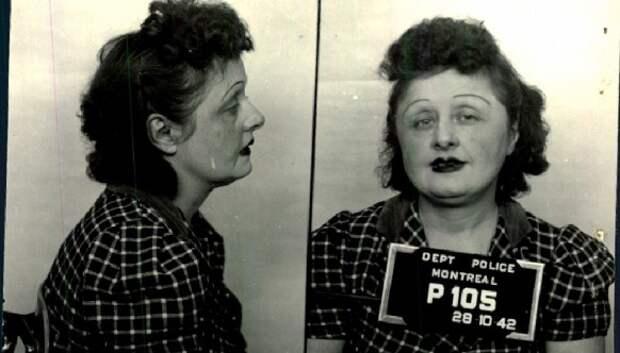 Как выглядели канадские проститутки 1940‑х годов