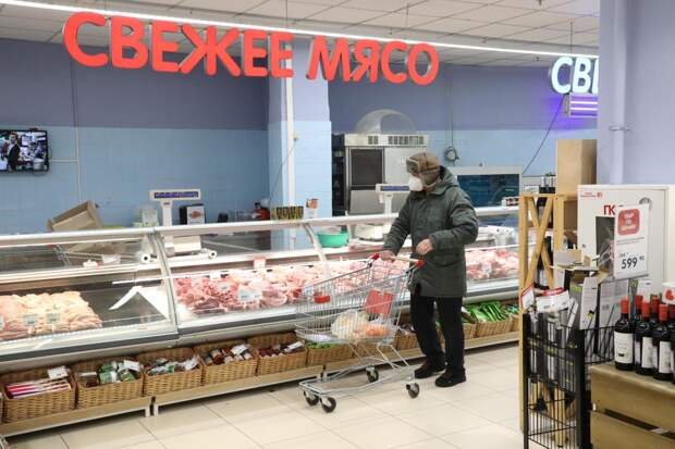 Говядина, свинина и сливочное масло подешевели в Нижегородской области