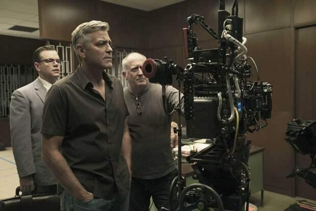 Джордж Клуни откроет «Нежный бар»
