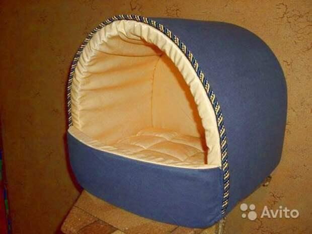 Легко ли создать домик для питомца своими руками?