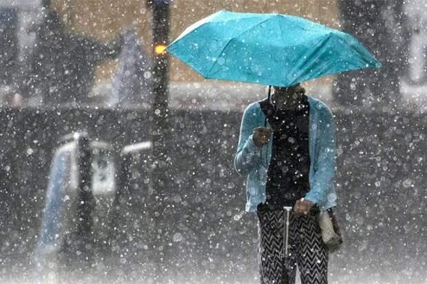 В России ввели налог на дождь