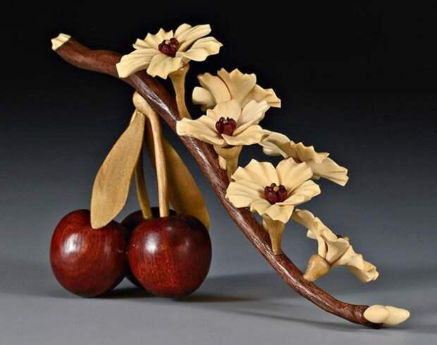 Удивительные вещи из дерева (20)