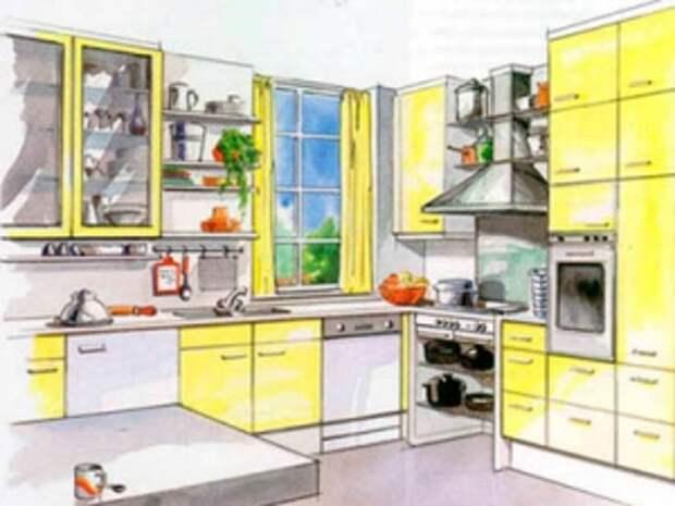 Не дождавшаяся кухонного гарнитура покупательница отсудила у мебельщика его тройную цену
