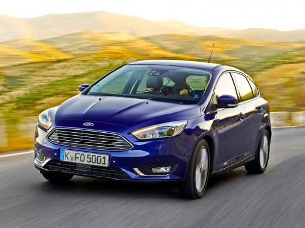 Производство нового Ford Focus в России стартует в середине года