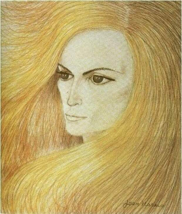 Картины Жана Маре.