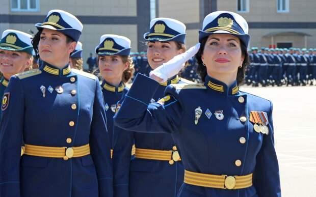 Рязанское десантное училище в 140-й раз выпустило офицеров