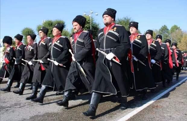 ОБРАЩЕНИЕ К КУБАНСКИМ КАЗАКАМ