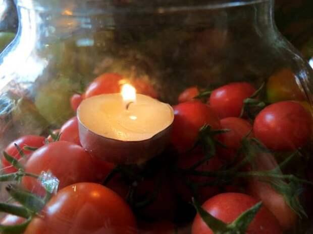 Способ со свечой у меня ни разу не сработал. Фото с сайта img-fotki.yandex.ru