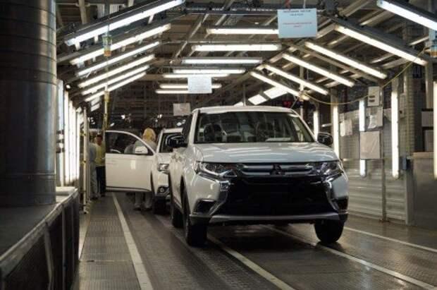 Mitsubishi может продолжить практику остановок завода в Калуге