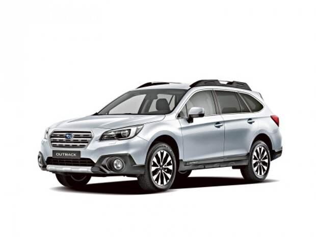 Subaru Outback от 2 190 000 руб.