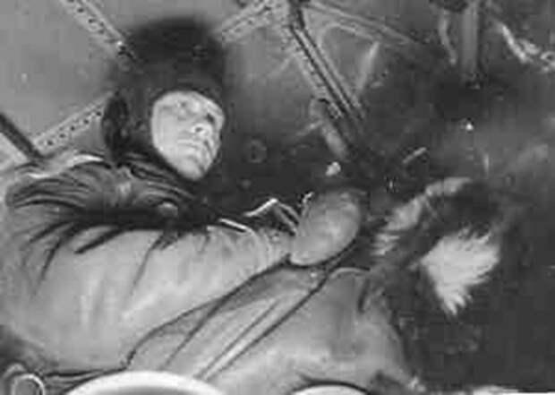 Эндель Пусэп, летчик, бомбардировщик, перелет Молотова Фото: rgakfd.altsoft.spb.ru