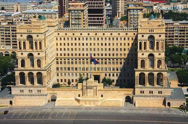 Иной взгляд на любимый Азербайджан