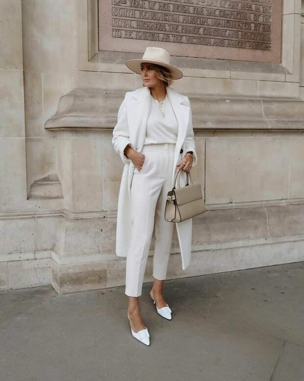 Модные осенние образы для элегантных дам