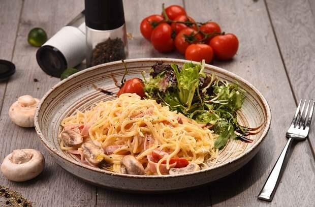 Варим макароны по совету итальянца: теперь пасту едят по 2 тарелки