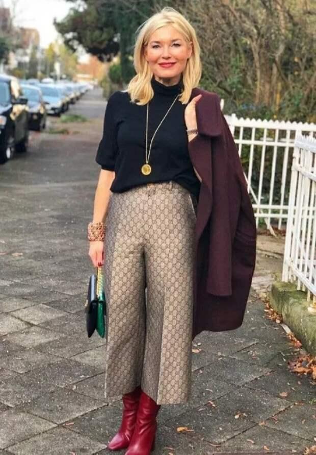 Безупречный образ: 10 правил стильного гардероба для женщин среднего возраста