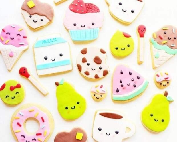 Позитивные сладости этого кондитера слишком милы, чтобы их есть