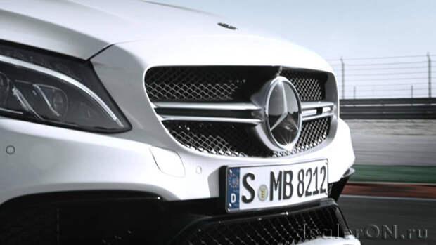 Посмотрите купе Mercedes-AMG C63 S 2017 на тизерном видео