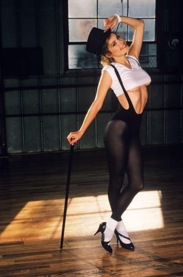 Сексуальные девушки 80-х с обложки Playboy