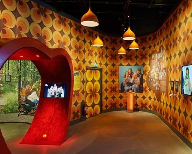 В столице Швеции открыли музей Евровидения