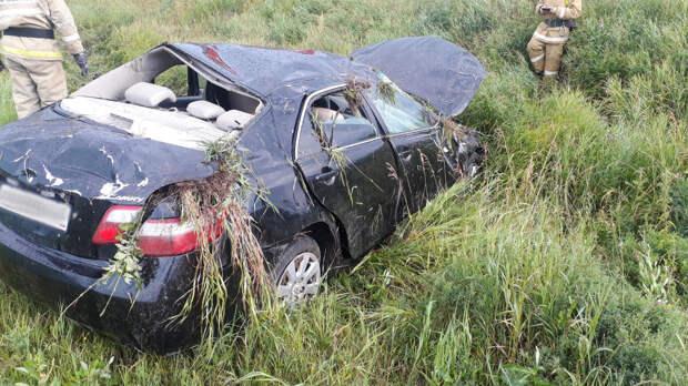 Как сельди в бочке: из-за пьяного водителя восемь пассажиров Тойоты пострадали в аварии в Удмуртии
