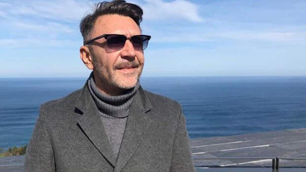 Сергей Шнуров отмечает 46-летие