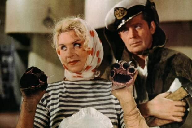 """""""Полосатый рейс"""": Как воевали актеры, сыгравшие в самой смешной комедии 60-х."""