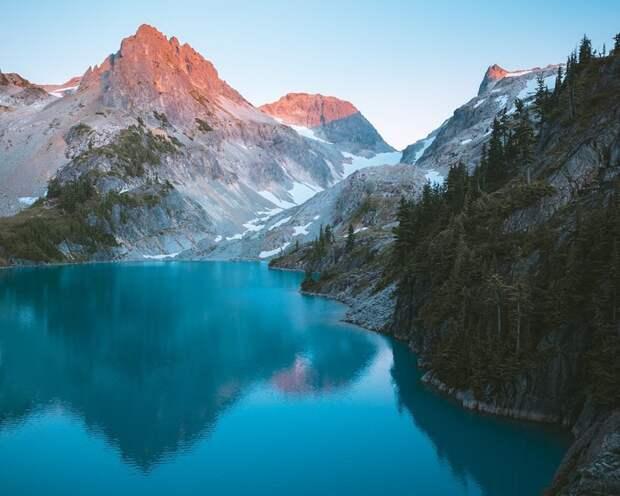 Тревел-фотограф утверждает, что снял самый чистый водоем, который он когда-либо видел