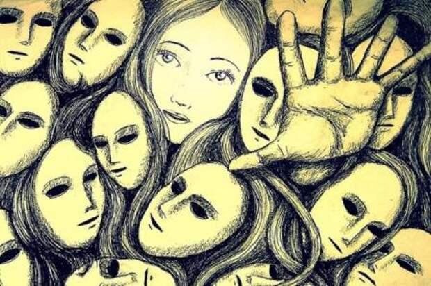 В Германии слепая женщина прозревает, когда ощущает себя другой личностью