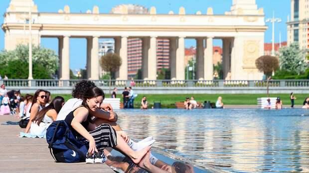 В Москве побит температурный рекорд 1948 года