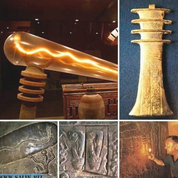 """О """"вечных лампах"""" древних цивилизаций"""