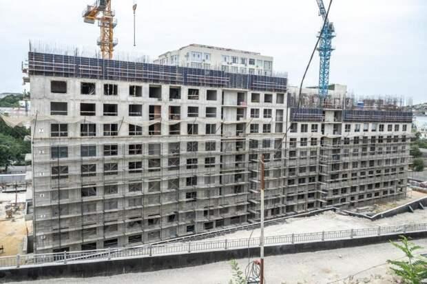 Культурно-образовательный комплекс в Севастополе планируют достроить к 2023 году
