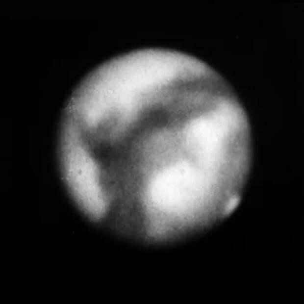 В сети появились фото Марса, сделанные более 100 лет назад