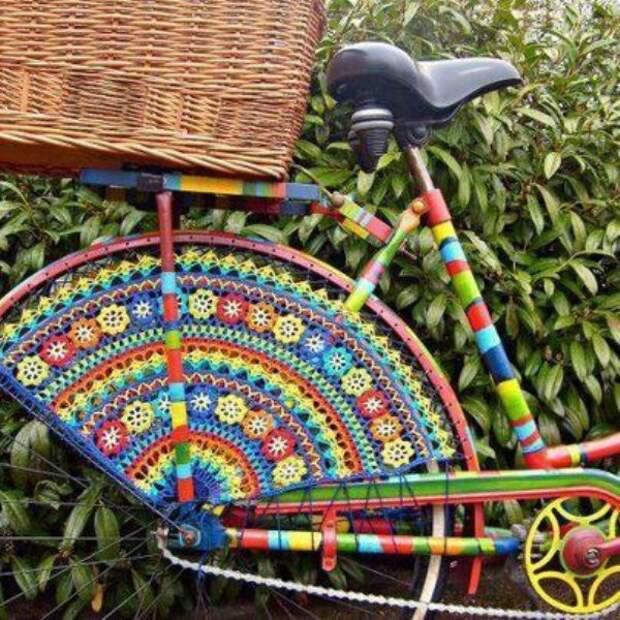 Велосипедные обвязки (подборка)