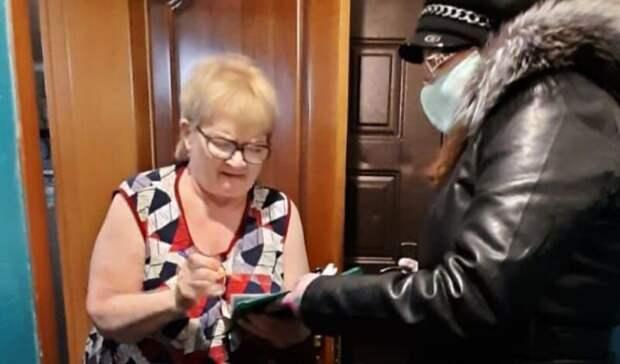 УКвБатайске уличили впренебрежении дезинфекцией вподъездах