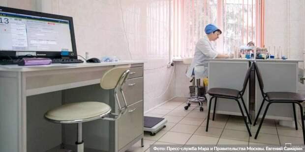 Пресс-служба мэра и правительства Москвы. Фото Евгений Самарин
