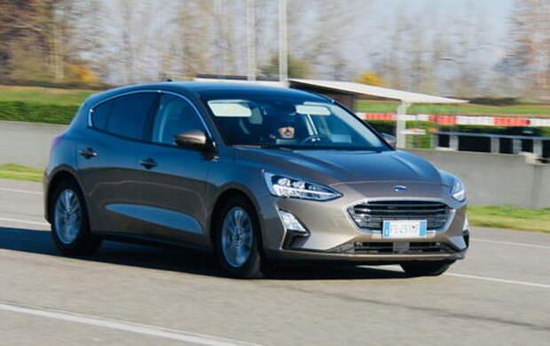 Первый тест нового Ford Focus: хорошо сидим!