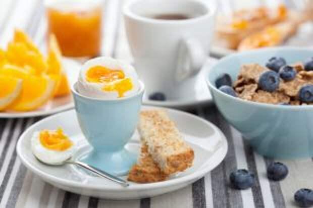 Каша круче яиц? Какой завтрак самый полезный