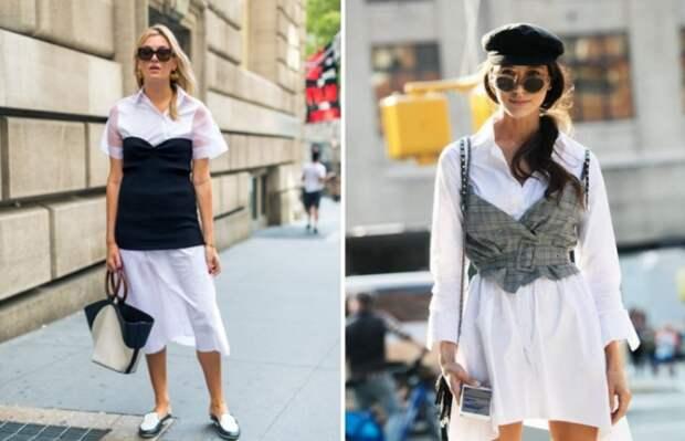 Белые блузки 2018