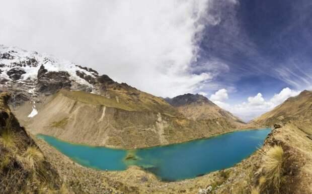 Национальный парк Уаскаран в Перу