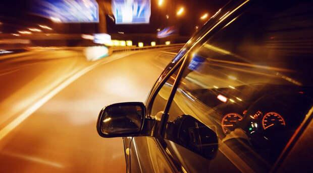 Как правильно водить автомобиль ночью