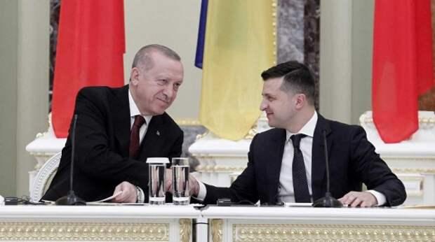 Зеленский едет к Эрдогану просить беспилотники – эксперт