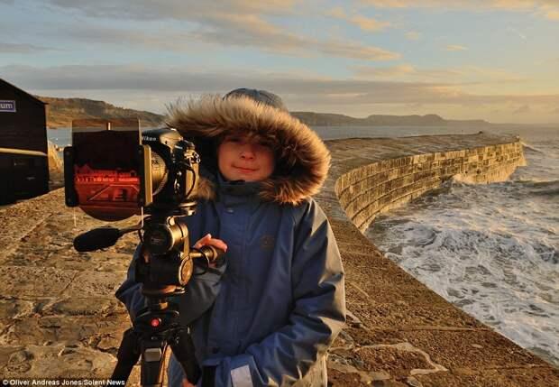 Пейзажи Великобритании от 8-летнего талантливого фотографа