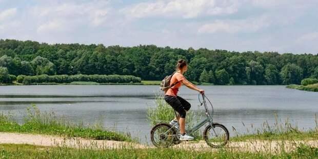 Портал «Узнай Москву» предложил велолюбителям специальный литературный маршрут