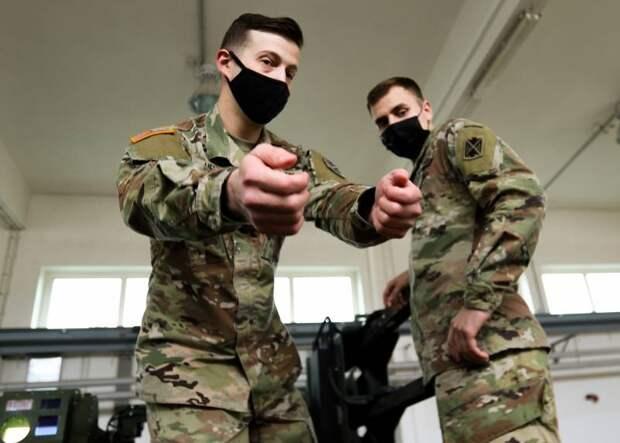 США начинают развертывать ЗРПК M-SHORAD