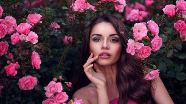 Милые и красивые девушки для отличного вечернего настроения