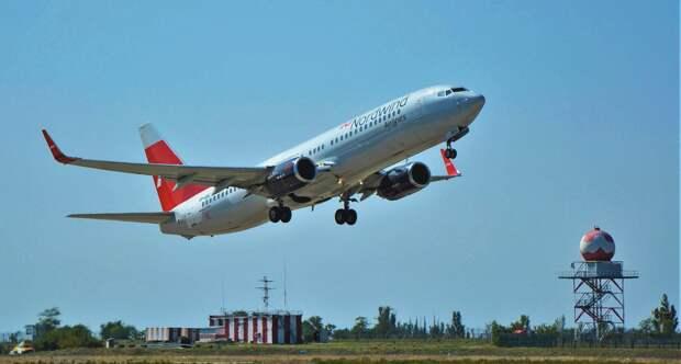 Новые авиарейсы свяжут Симферополь с шестью городами РФ