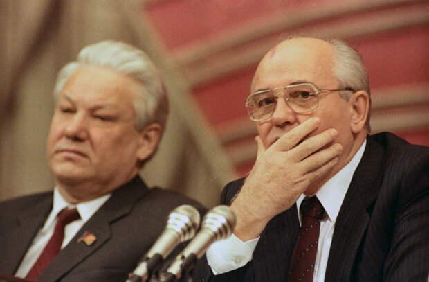 Три этапа перестройки: Советский Союз на пути к краху