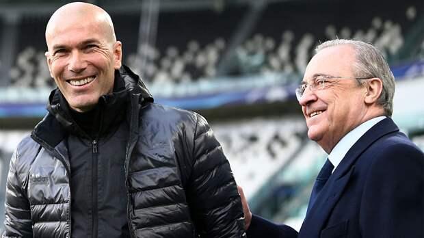СМИ: Флорентино Перес был автоматически переизбран на пост президента «Реала» за неимением других кандидатов